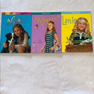 American Girl Books -3